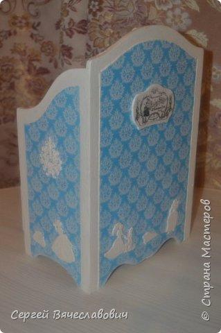 С 8 Марта ,Голубая шкатулка. фото 10