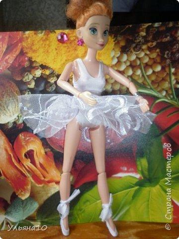 Привет, Страна. Сегодня я сдаю работу на конкурс ''Балерина''. фото 1