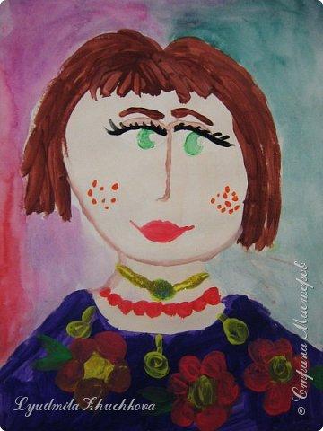 Портреты мам фото 6