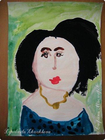 Портреты мам фото 5