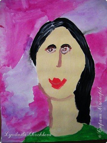 Портреты мам фото 7
