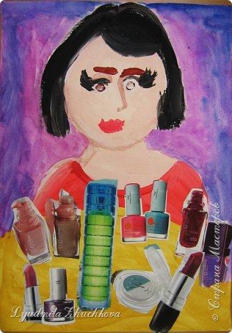 Портреты мам фото 4