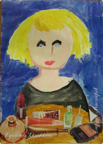 Портреты мам фото 3