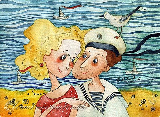 Замечательная иллюстрация Виктории Кирдий.