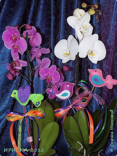 Девочек, девушек, мам и бабушек с весенним 8 марта поздравляю!!! Посмотрите за окошко, стало там теплей немножко. Главный праздник наступает, солнышко его встречает!!! Счастья, здоровья, любви, вдохновения и массы времени на творчество!!! И пусть Ваше творчество приносит удовольствие и благополучие!!! фото 4