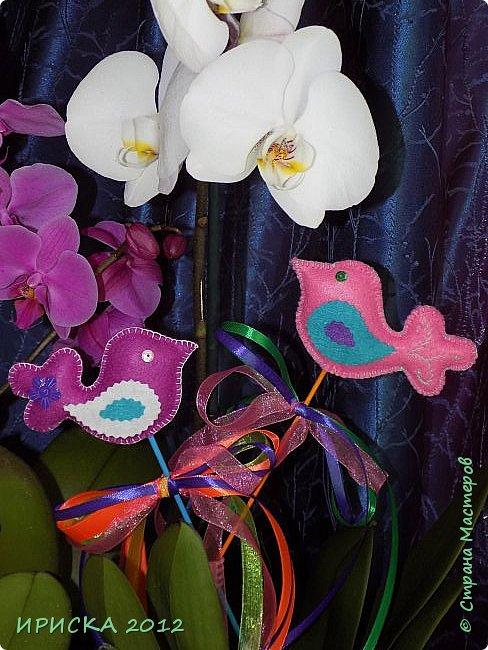 Девочек, девушек, мам и бабушек с весенним 8 марта поздравляю!!! Посмотрите за окошко, стало там теплей немножко. Главный праздник наступает, солнышко его встречает!!! Счастья, здоровья, любви, вдохновения и массы времени на творчество!!! И пусть Ваше творчество приносит удовольствие и благополучие!!! фото 5
