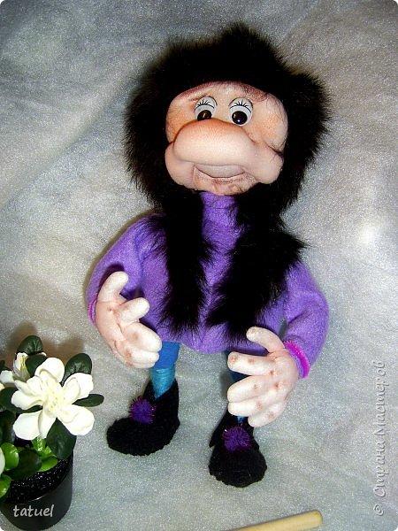Всем привет и поздравления с праздником 8 Марта!  Очередная смена вида творчества- потянуло попробовать шить куклы из капрона. Впервые .  Перед вами мои первые результаты.  фото 8