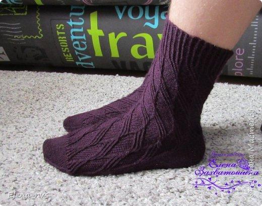Мужские носки Alluvial Deposits  фото 1