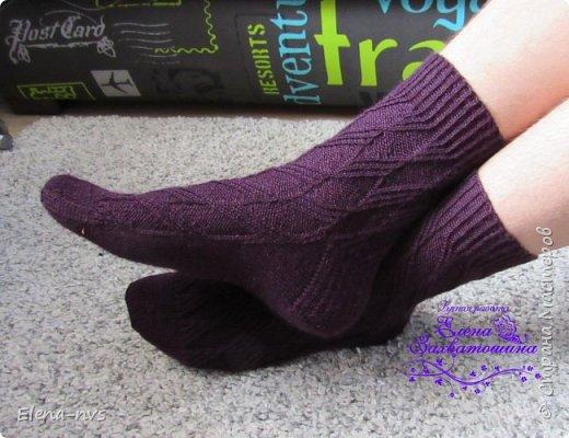 Мужские носки Alluvial Deposits  фото 3