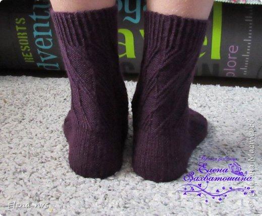Мужские носки Alluvial Deposits  фото 4