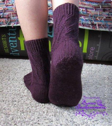 Мужские носки Alluvial Deposits  фото 5