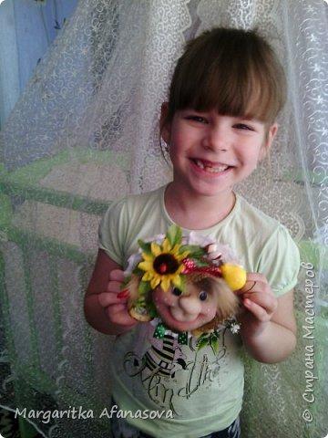 Девочки,поздравляем всех с праздником  8 марта!!!!!!!!!!!  Желаем счастья,здоровья,побольше улыбок и радости!!!!!!!!! И делимся с вами нашей с дочкой идеей подарков нашим мамам и бабушкам-магнитами на холодильник на скорую руку) может кому пригодится! фото 7