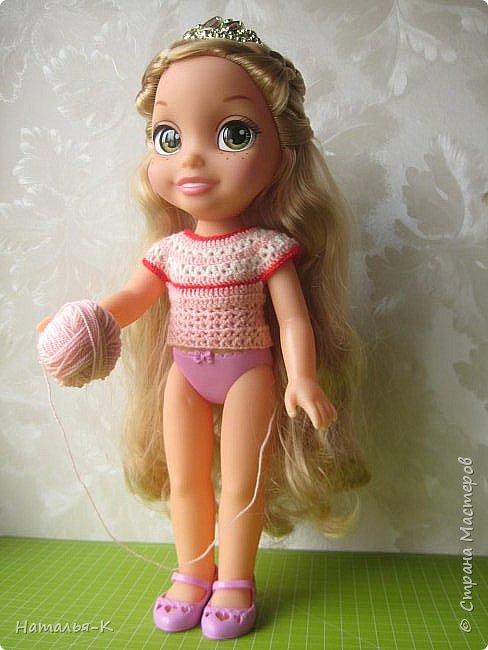 Куклы - Rapunzel 35 см. Подарила внучкам на Рождество. фото 5