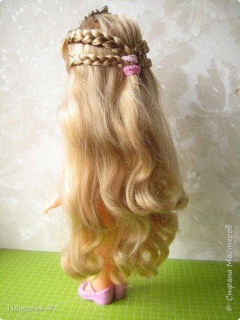 Куклы - Rapunzel 35 см. Подарила внучкам на Рождество. фото 8