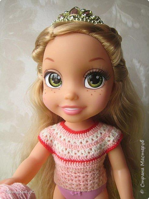 Куклы - Rapunzel 35 см. Подарила внучкам на Рождество. фото 7