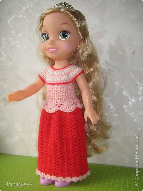 Куклы - Rapunzel 35 см. Подарила внучкам на Рождество. фото 3