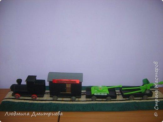 Наш паровоз вперед лети! фото 2