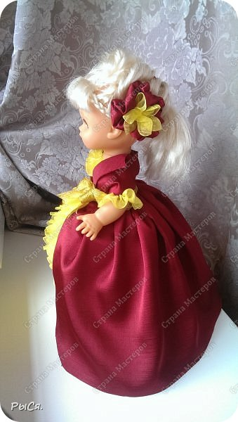 Кукла шкатулка. фото 3