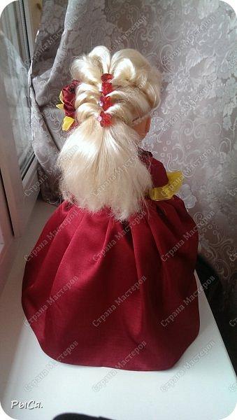 Кукла шкатулка. фото 4