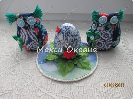 Идею яйца сделала по этому МК http://stranamasterov.ru/node/759740?c=favorite_1149 ,правда не много по своему.яйцо брала пластиковое. и ничем кроме журнальных страниц его не обклеивала. фото 1