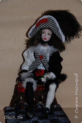 "Новая кукла""Домино."" фото 2"