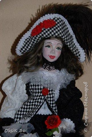 "Новая кукла""Домино."" фото 1"