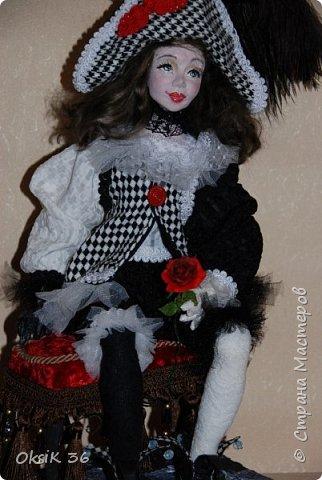"Новая кукла""Домино."" фото 6"