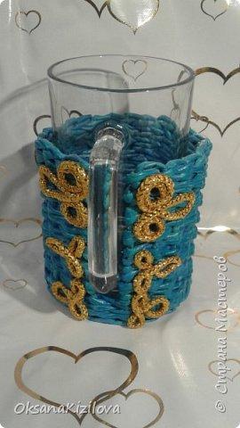 Добрый день. Давно в моих хотелках было плетение В честь праздников наплелись такие конфетницы. фото 15
