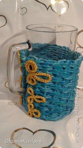 Добрый день. Давно в моих хотелках было плетение В честь праздников наплелись такие конфетницы. фото 16