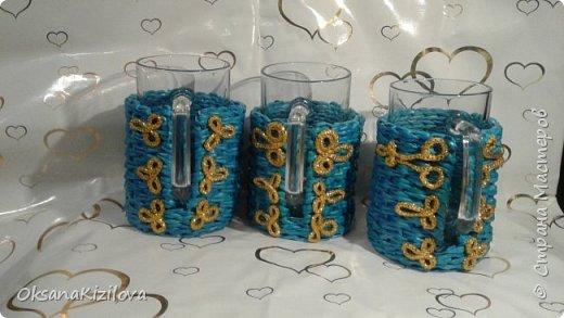 Добрый день. Давно в моих хотелках было плетение В честь праздников наплелись такие конфетницы. фото 18
