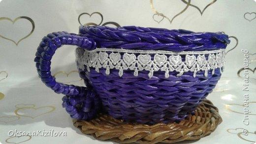 Добрый день. Давно в моих хотелках было плетение В честь праздников наплелись такие конфетницы. фото 3