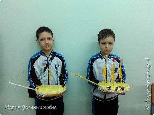 """Первый парусник , изготовленный в нашем объединении здесь -  http://stranamasterov.ru/node/985331  .А это парусник под названием """"Победа""""- работа Сергея. фото 6"""