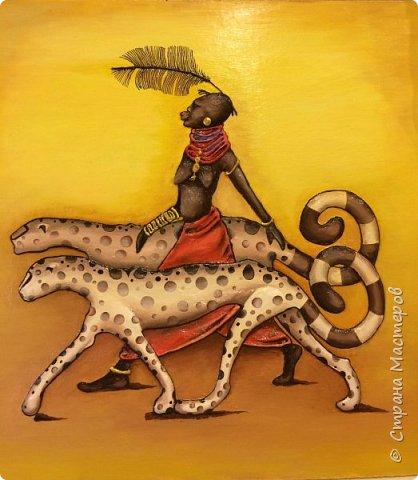Принцесса Африки фото 1