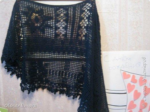 шарфики, палантины и кое-что ещё фото 2