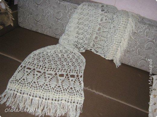 шарфики, палантины и кое-что ещё фото 3