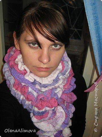 шарфики, палантины и кое-что ещё фото 6