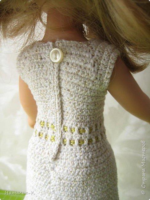 Кукла - Paola Reina 32 см.  Подарила себе на рождество. Внучкам большеглазые нравятся, а мне такие. фото 7