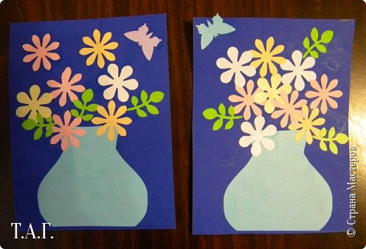 8 марта женская половина семьи получила подарки от Виталика. фото 2