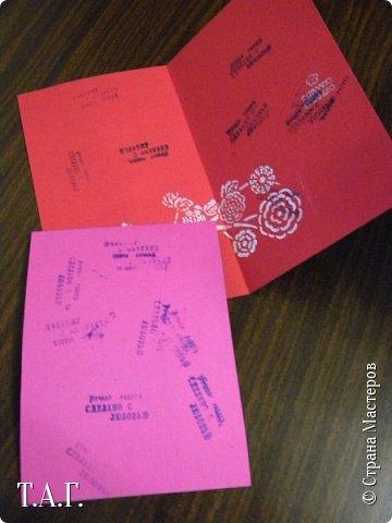 8 марта женская половина семьи получила подарки от Виталика. фото 12