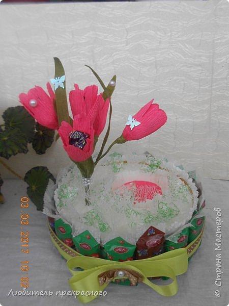 Доброго времени суток!!!Вот такие композиции  для подарков были составлены из различных первоцветов... фото 12