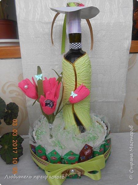 Доброго времени суток!!!Вот такие композиции  для подарков были составлены из различных первоцветов... фото 13