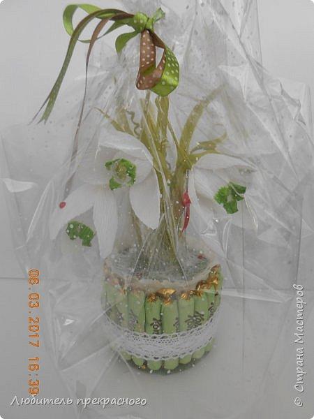 Доброго времени суток!!!Вот такие композиции  для подарков были составлены из различных первоцветов... фото 3