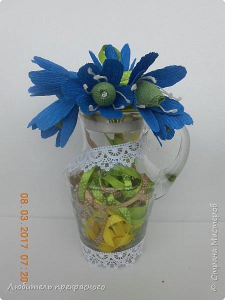 Доброго времени суток!!!Вот такие композиции  для подарков были составлены из различных первоцветов... фото 8