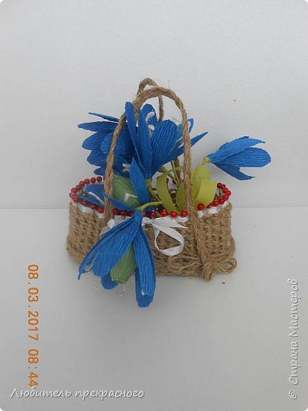 Доброго времени суток!!!Вот такие композиции  для подарков были составлены из различных первоцветов... фото 10