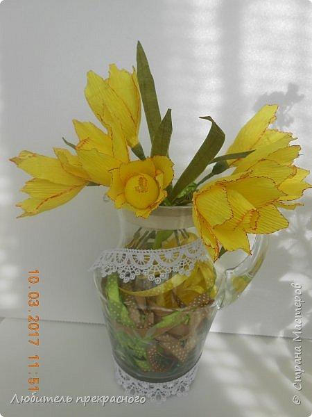 Доброго времени суток!!!Вот такие композиции  для подарков были составлены из различных первоцветов... фото 1