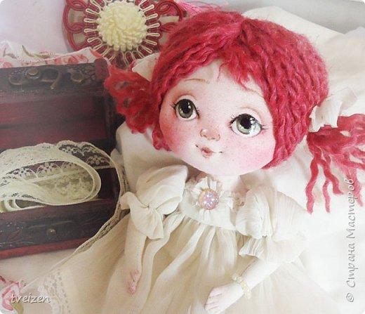 Принцесса-кнопка) фото 1