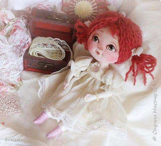 Принцесса-кнопка) фото 3