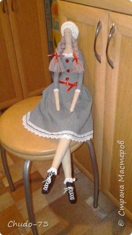 Решилась я сшить Тильду в подарок племяннице. фото 1