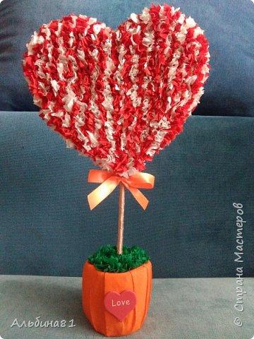 На день святого Валентина решила сделать что-то новенькое. фото 2