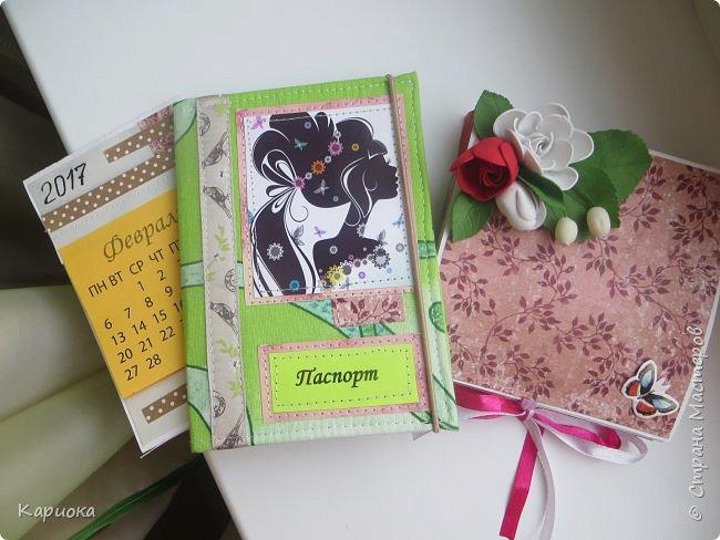 Доброго времени суток СМ!  Сегодня хочу показать какие подарочки готовились к 8 марта и к игре в СМ для именинницы. фото 14